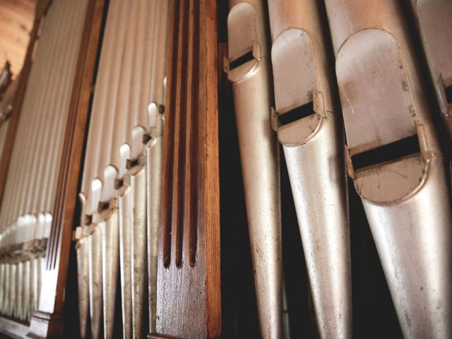 Bach wdolinie Bugu