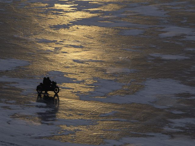 Bajkał – Kraina wody ilodu