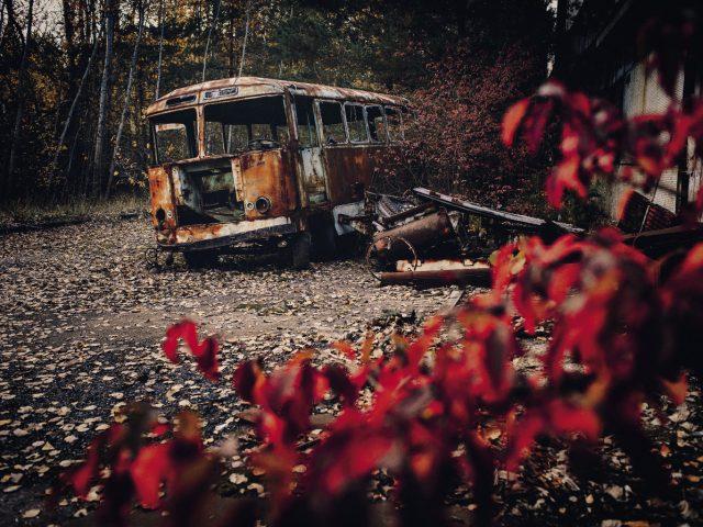 Czarnobyl zbliska. 30 lat po