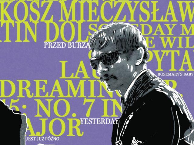 Mieczysław Kosz – czekanie napiękno