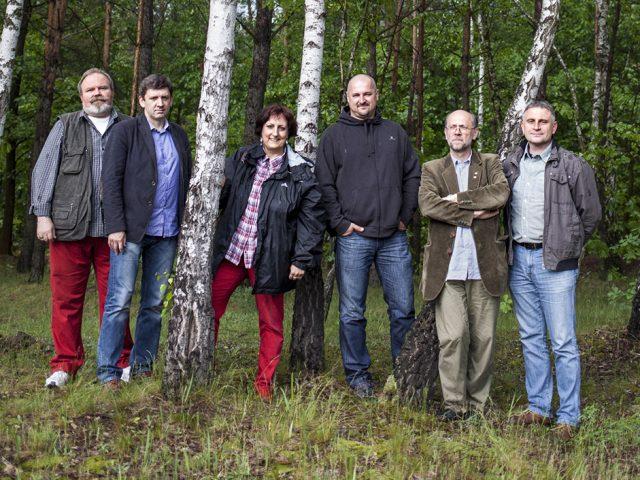 Grupa Twórcza Motycz: Portrety Polesia