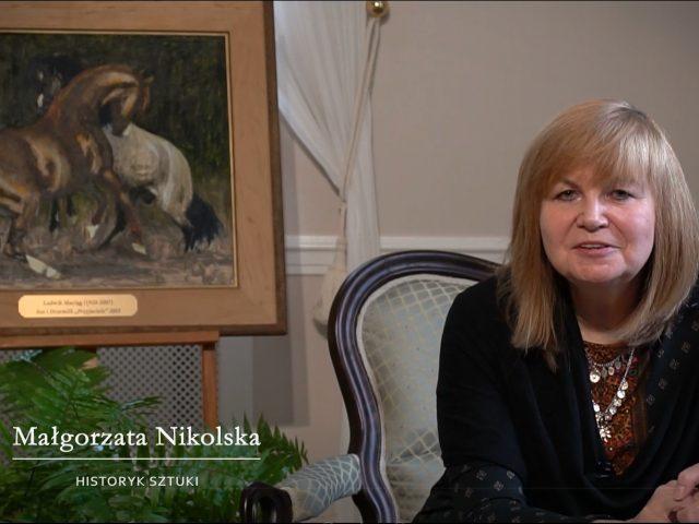 """Małgorzata Nikolska: """"Pamiętnik Ludwika Maciąga"""""""