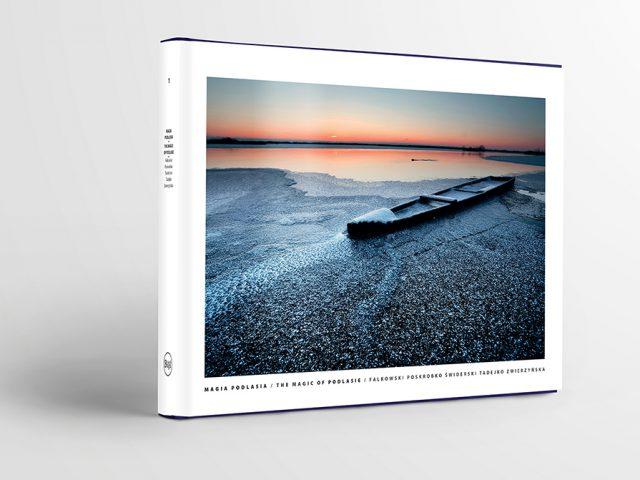 """Album fotograficzny """"Magia Podlasia"""" – wyjątkowy prezent wlimitowanej edycji"""