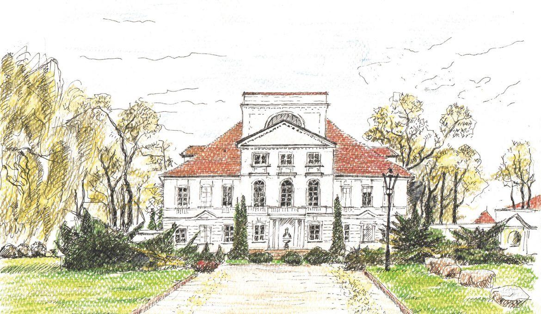 Rezydencja Ossolińskich wSterdyni